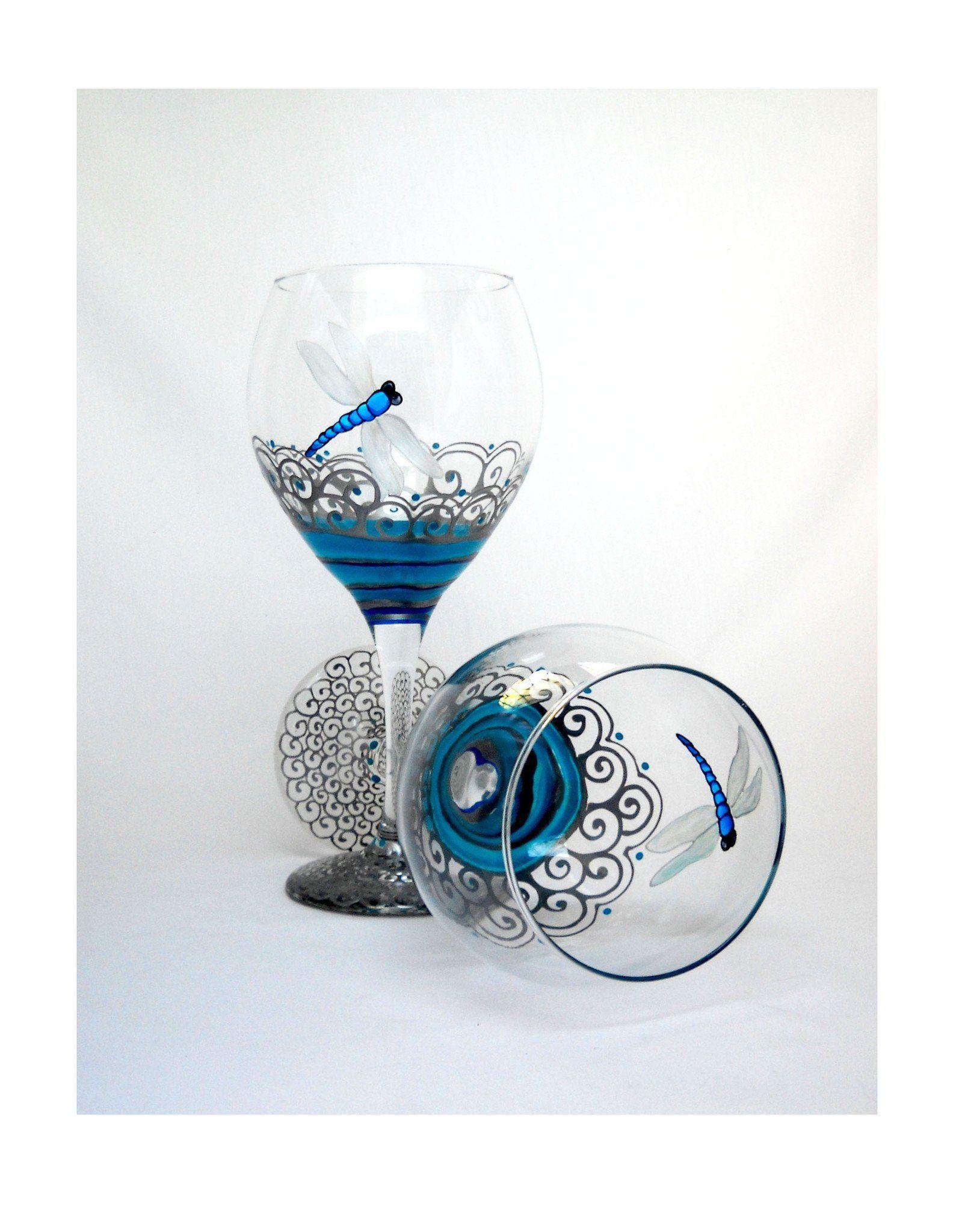 Wildlife Pewter Wine Goblet