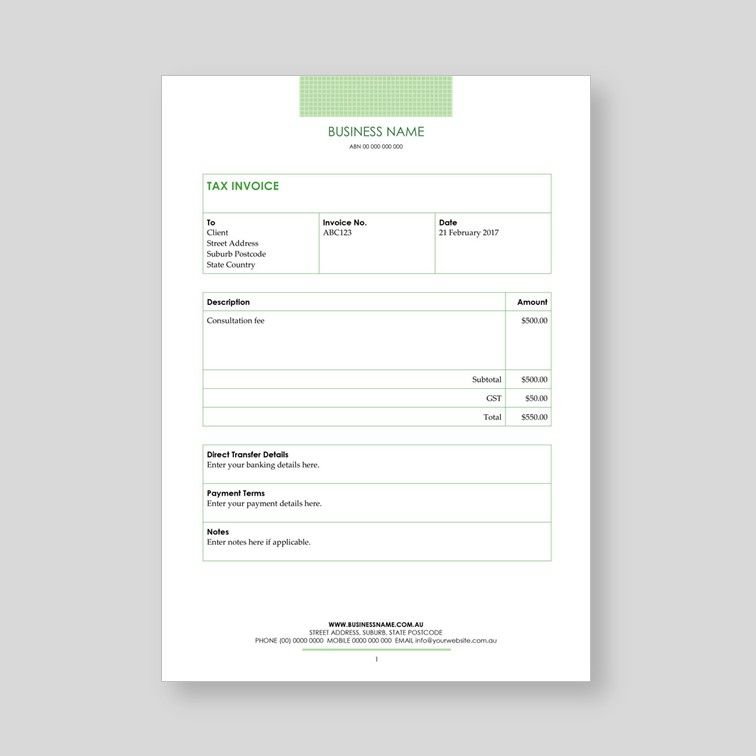 Checkpoint Invoice Products, For sale and Invoice template - for sale word template