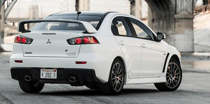 2020 Mitsubishi Evo