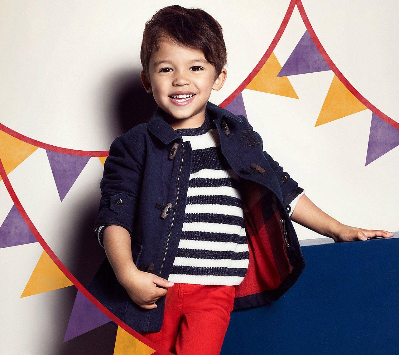 moda infantil ninos 3 anos