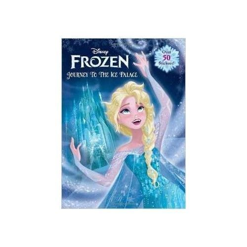 Journey To The Ice Palace Coloring Book Paperback Disney Frozen Gift Disney Frozen Crafts Frozen Book