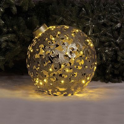 oversize led outdoor ornament decor 27 9998 at sams club - Sams Club Outdoor Christmas Decorations