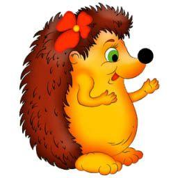 картинка для детей ежик онлайн (с изображениями)   Ежики ...