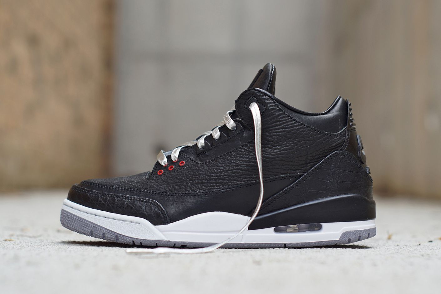 Air Jordan 3 Retro '88 Shark/Alligator/Kangaroo by JBF
