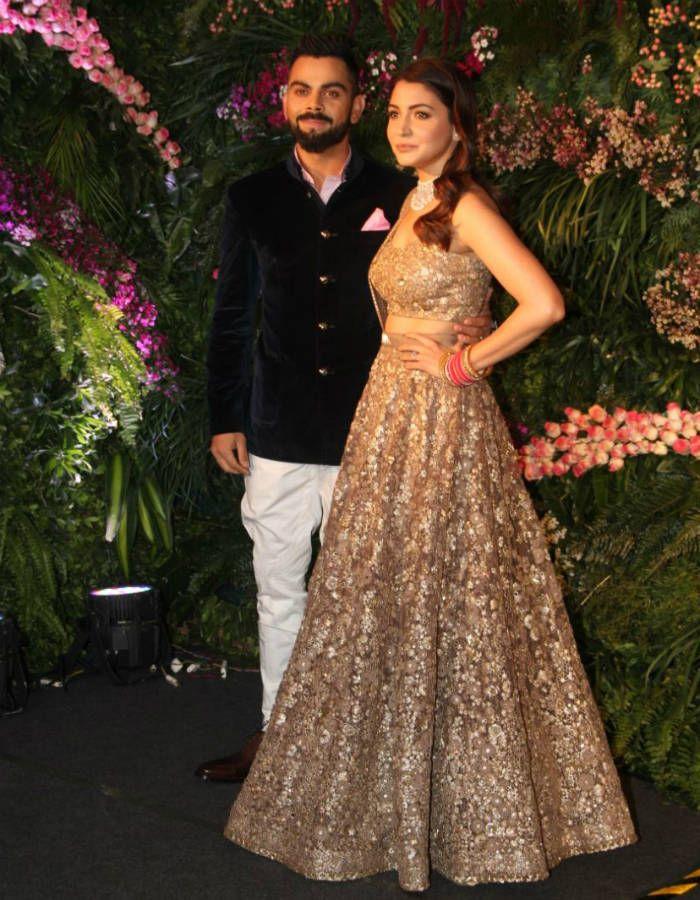 Virushka Mumbai wedding reception LIVE UPDATES Mumbai