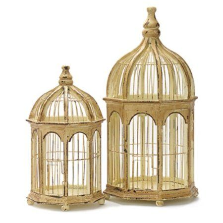 IMAX Gazebo Birdcages, Set of 2 Home  Kitchen Photo