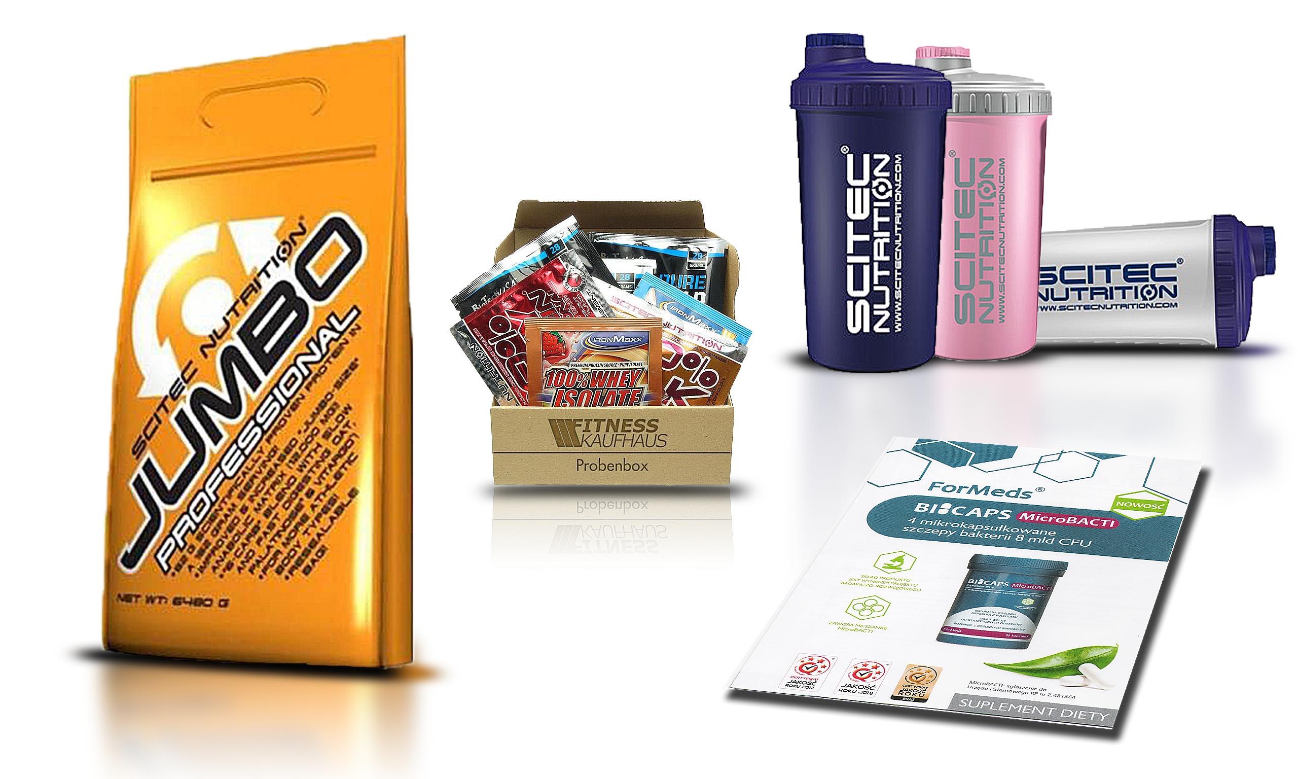 Zdjecia Olimpiafit Scitec Jumbo Professional 6480g Sh Probki Poradn Scitec Nutrition Diety Convenience Store Products