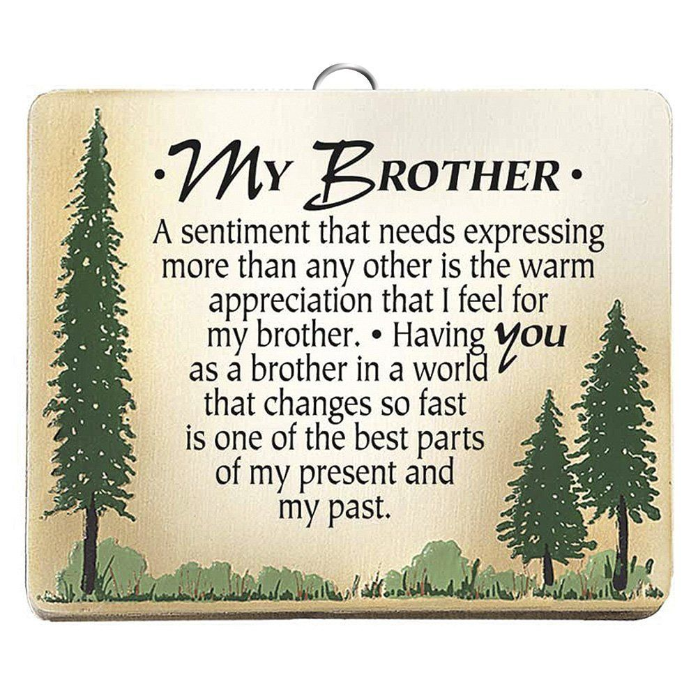 I Love My Brother Poems And Quotes AmazonSmile - My Broth...