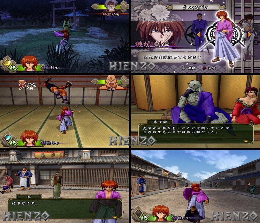 Rurouni Kenshin: Enjou! Kyoto Rinne ISO: Http://www.hienzo