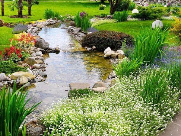 Pond Building, Waterscape construction, Backyard ponds Pacific - cascadas en jardines