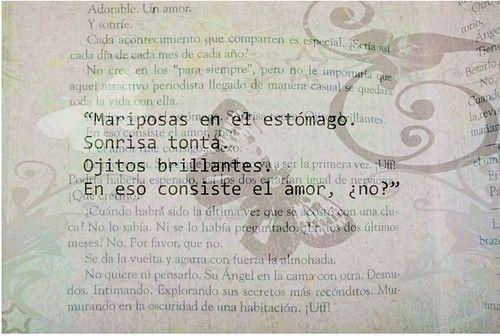 #sonrisa tonta #amor