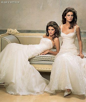 Vestidos de novia pronovias 2006
