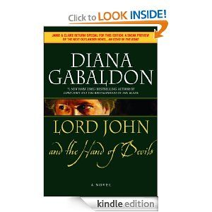 Lord John And The Hand Of Devils Lord John Books Good Books