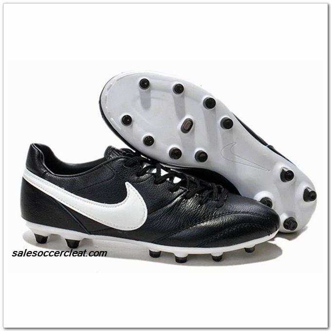 Nike Tiempo Premier World Cup 94 FG Black White $60.00