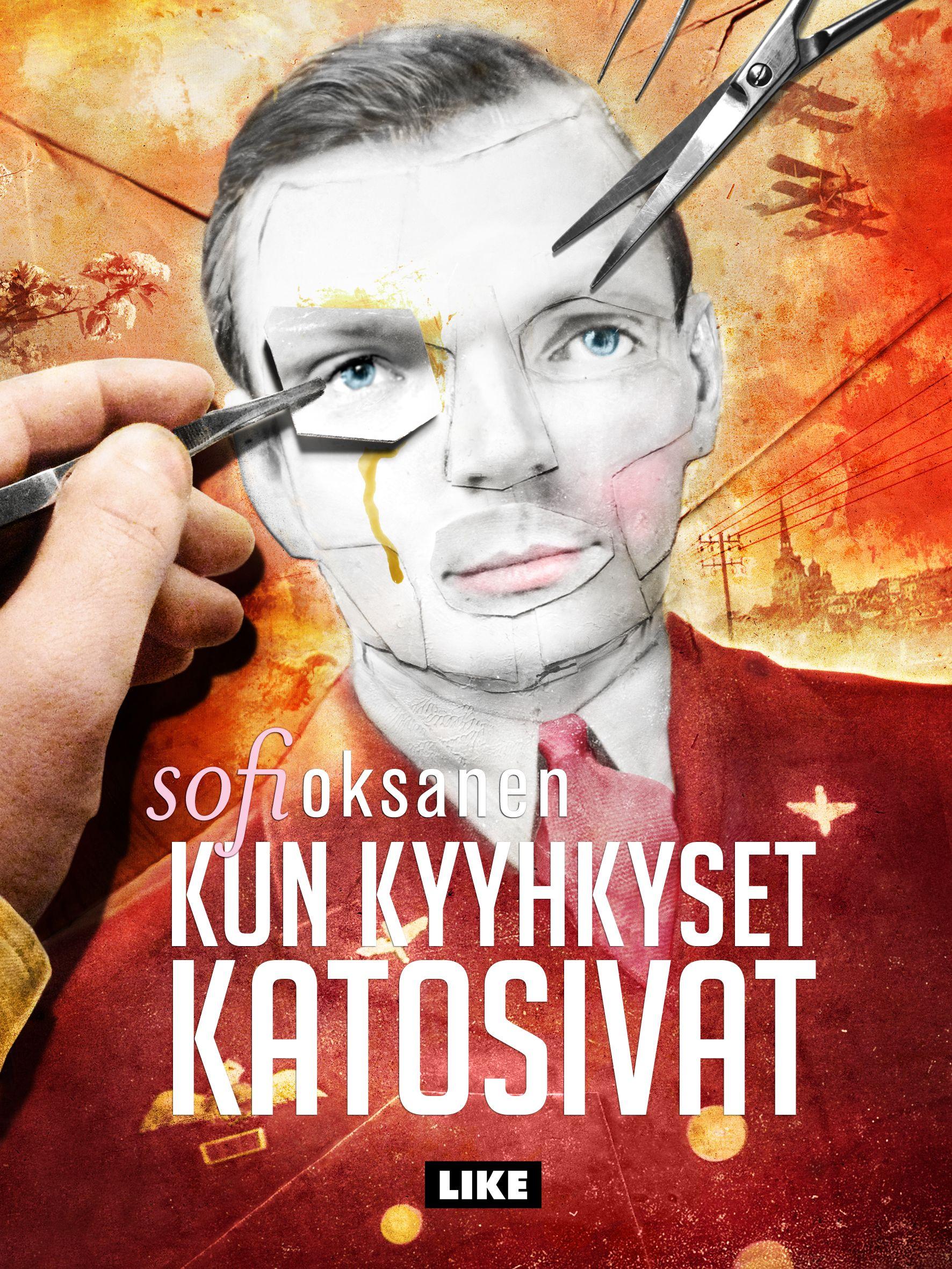 Sofi Oksanen Kirjat
