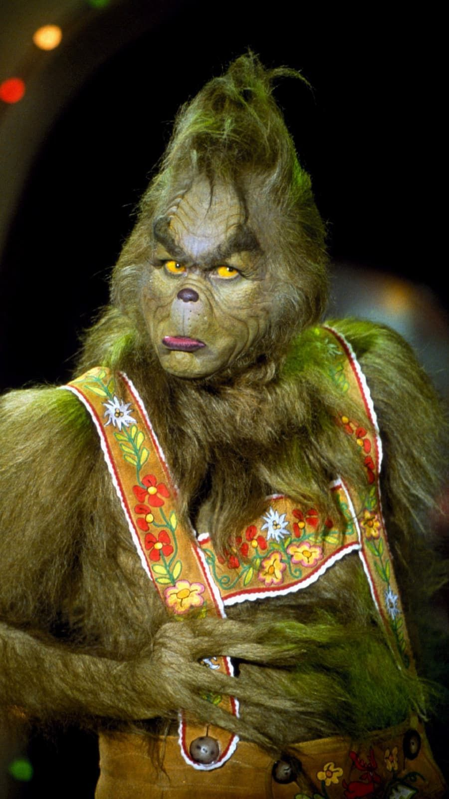 "Jim Carrey as ""The Grinch"" in 2020 Jim carrey movies"