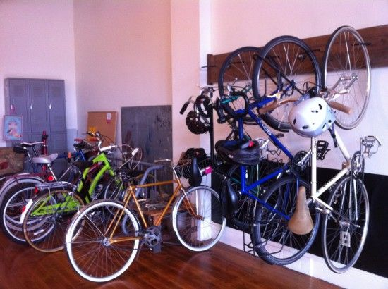 Indoor Bike Rack Maybe In My Current Entry Way My