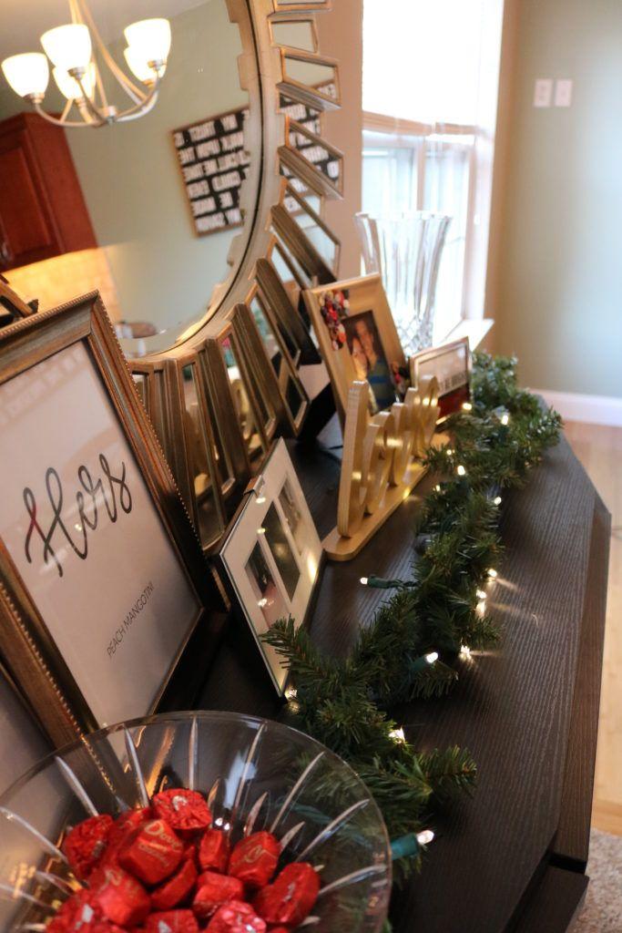 Christmas Home Decor Tour Blogging, Creative and Craft - christmas home decor