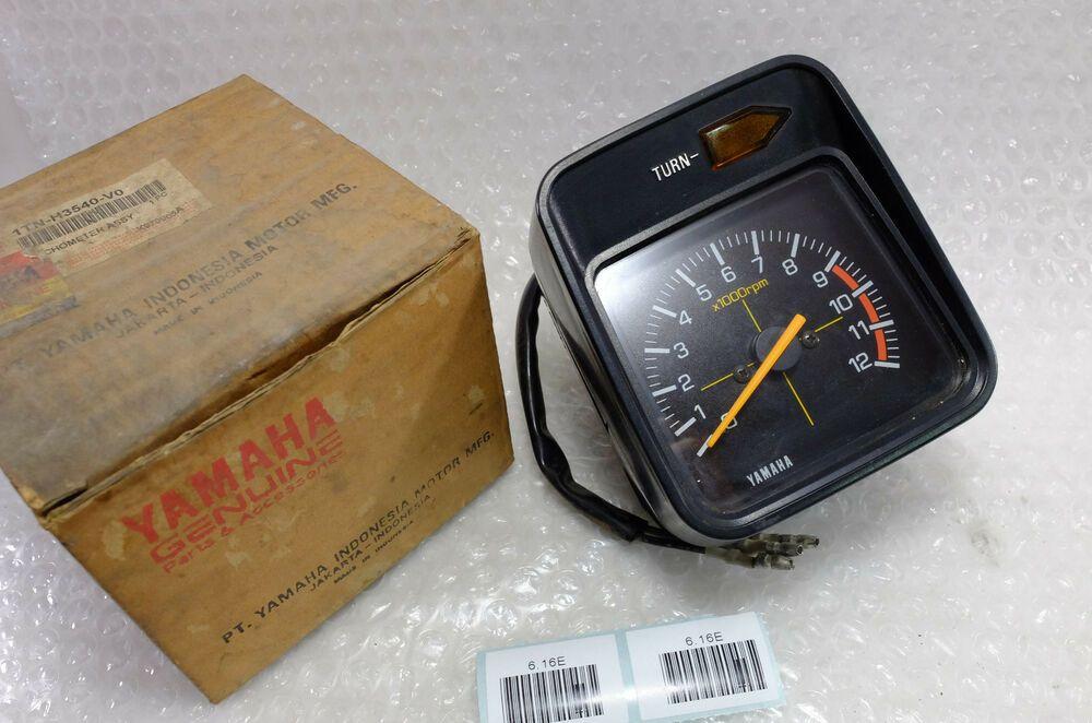 Yamaha Mate 50 70 U7 E V50 V70 V75 V80 V90 Cover Leg Shield Cap NOS Genuine
