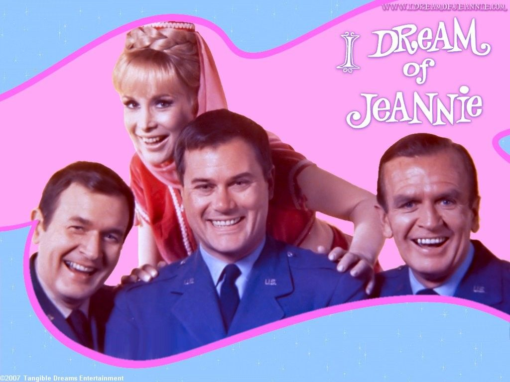 Movies Wallpaper I Dream Of Jeannie I Dream Of Jeannie Dream