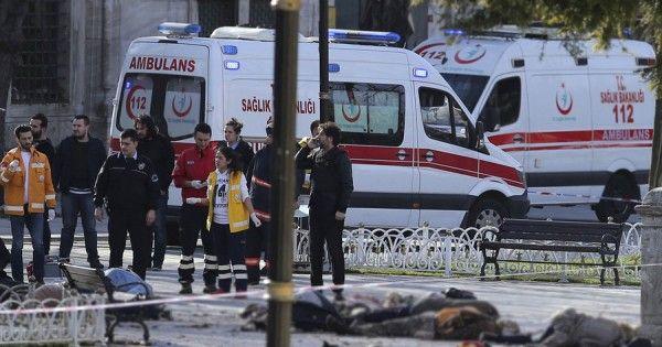 تركيا: 294 قتيلاً في سلسلة هجمات إرهابية خلال عام واحد  #زمان_عربي
