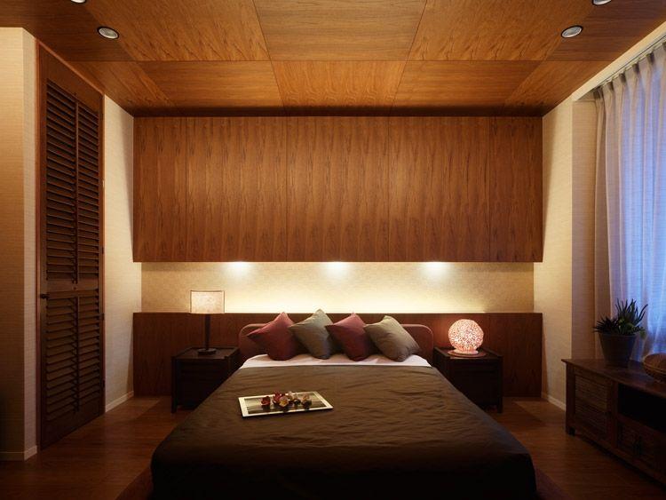 「濃い茶色」で統一されたおしゃれ空間で暮らす | Bed room, Bedrooms and Interiors