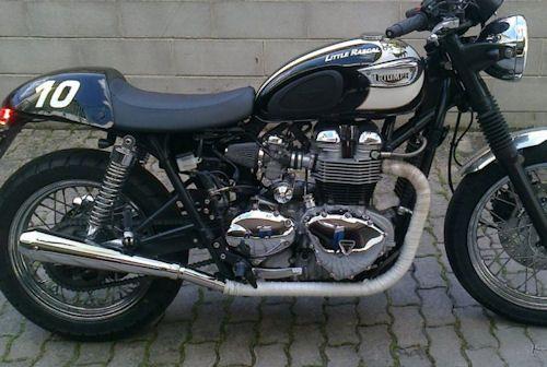 Header Exhaust Wrap For The Triumph Bonneville Se Black T100