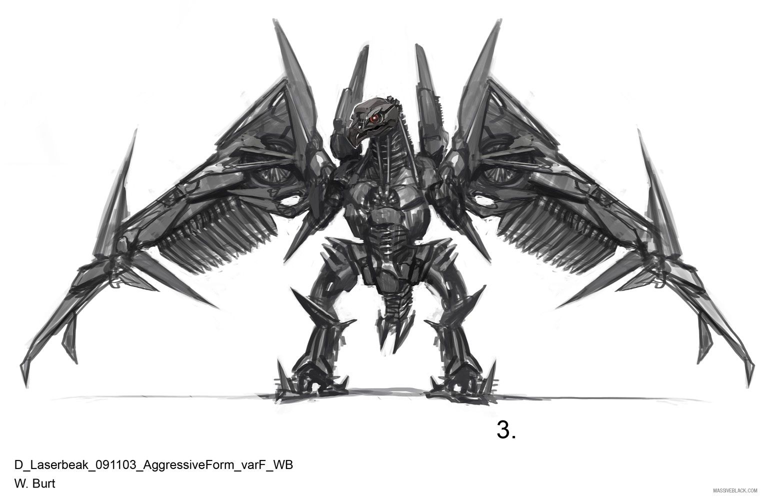 Laserbeak Kill Them All With Pleasure With Images