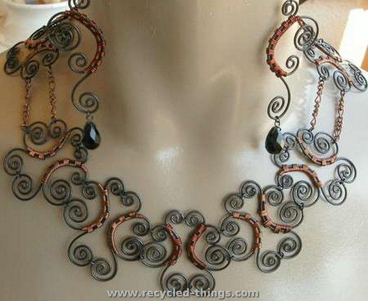 Stylish Wire Jewelry Ideas Jewelry ideas and Stylish