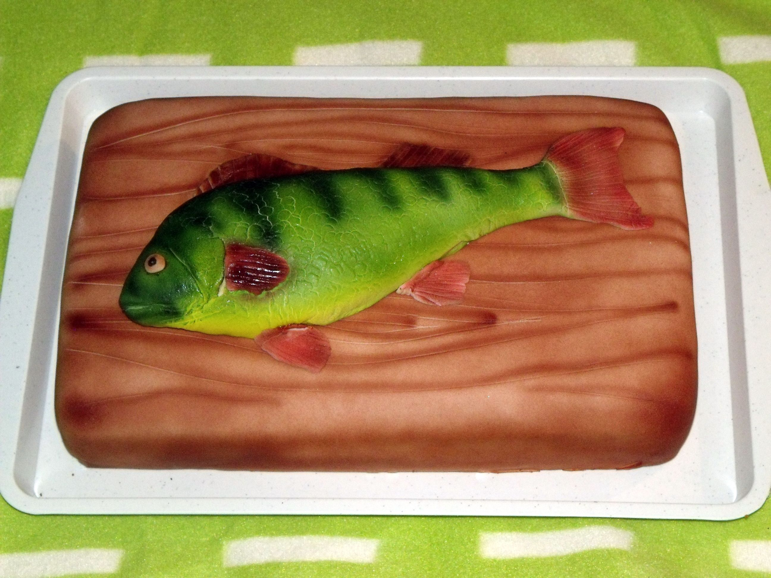 halas torták képek Halas torta | Tortáim | Pinterest halas torták képek