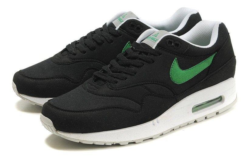 best sneakers ed7ac 561d4 Nike Air Max · Moda Para Dama · Imagen relacionada Zapatos, Hombres, Negro,  Zapatillas Nike Baratas, Zapatos Nike De Descuento