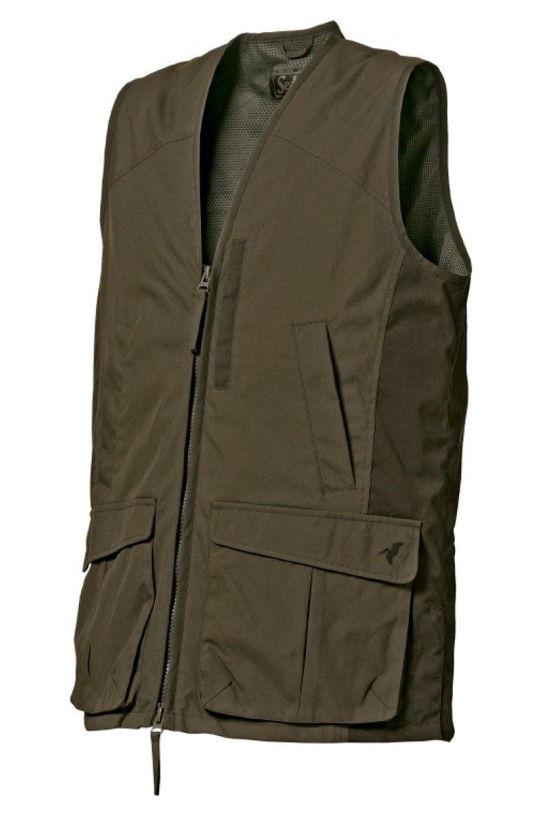 Seeland Exeter Waistcoat - Pine Green | Garden & Outdoor Wear ...
