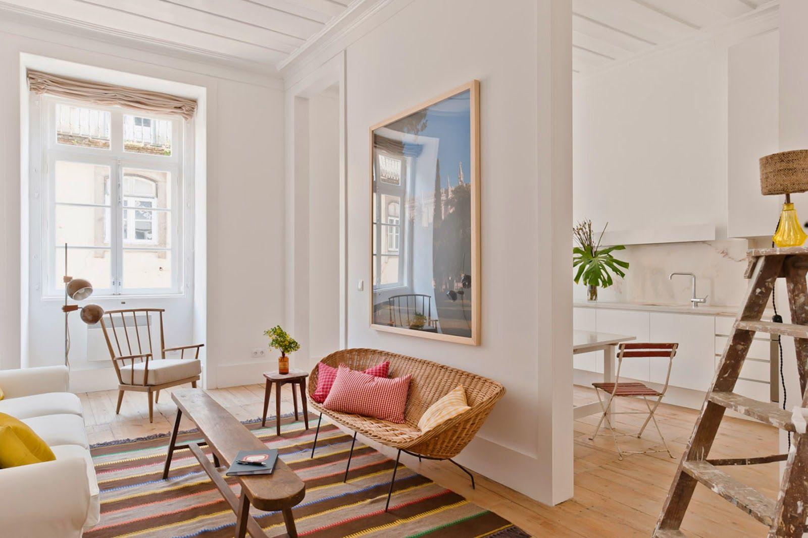 My leitmotiv : blog de decoraciÓn: en lisboa baixa house decor