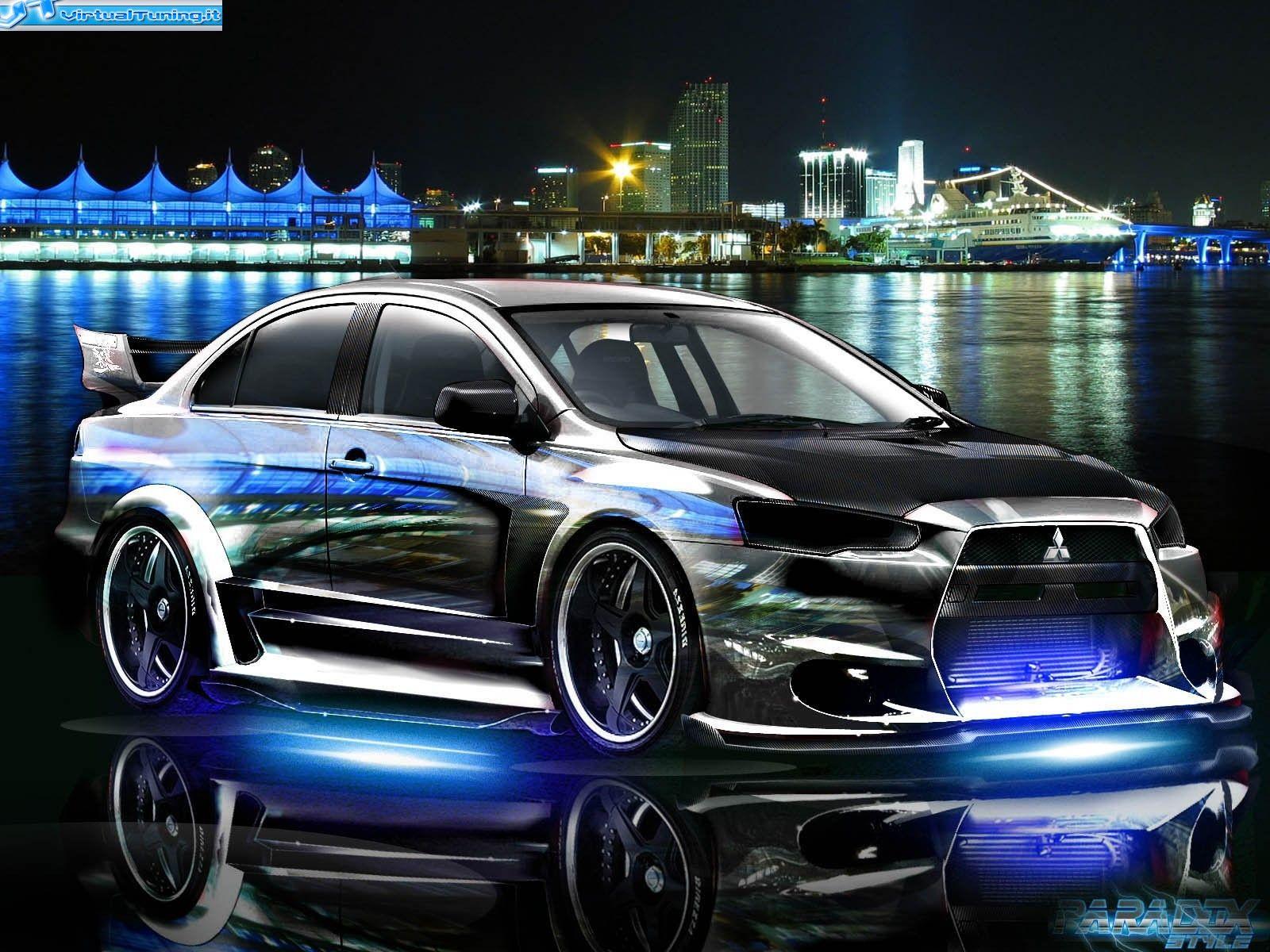 Las Mejores Imagenes 3d Mitsubishi Lancer Mitsubishi Cars Mitsubishi Lancer Evolution
