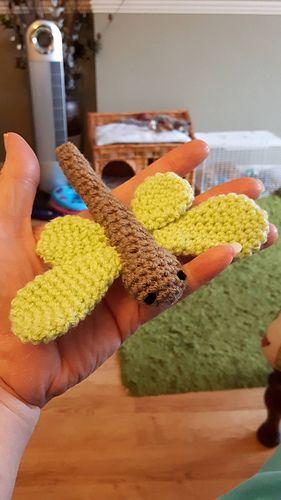 Ravelry Amigurumi Dragonfly Pattern By Zan Merry Crochet