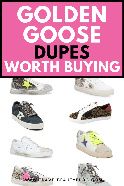 Best Golden Goose Dupes Under $150