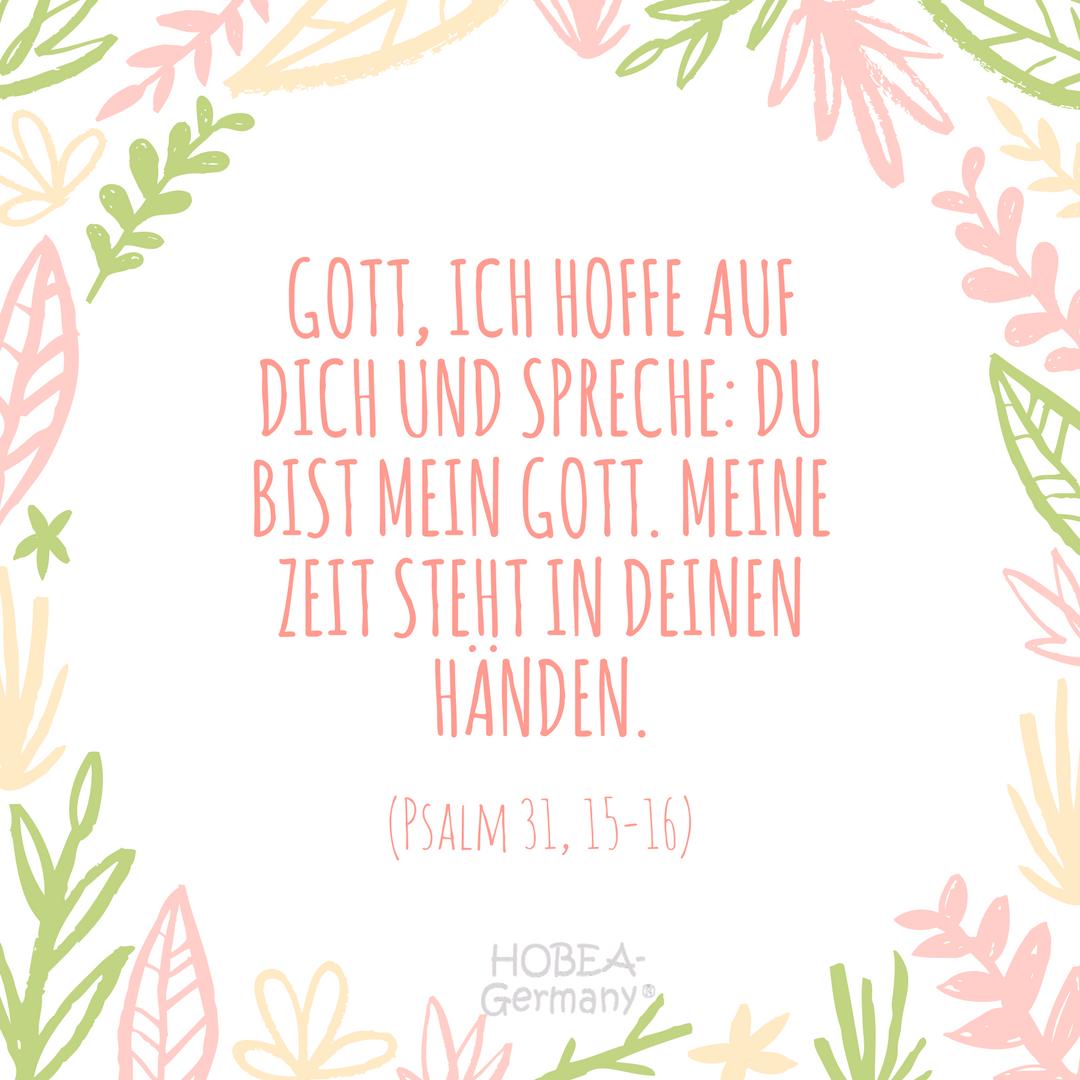 Schöner Psalm