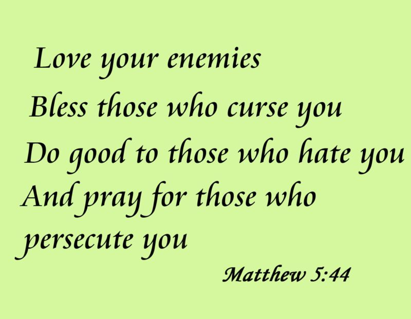 Love Your Enemies Oh So True Some Cute Ones Pinterest