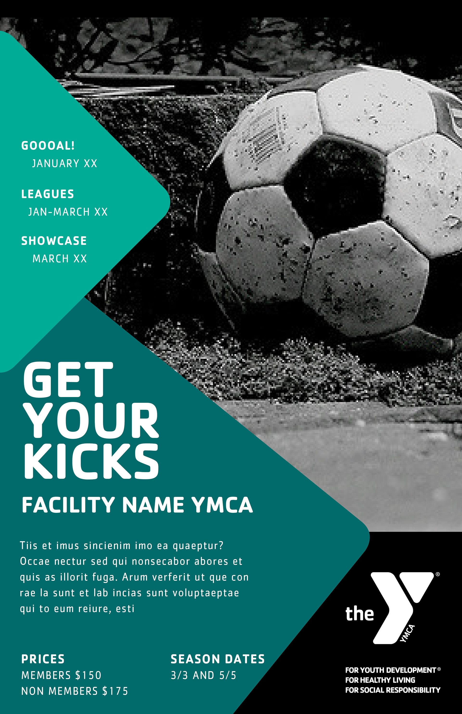 (Layout Concept) YMCAs offer a wide range of programs. # ...