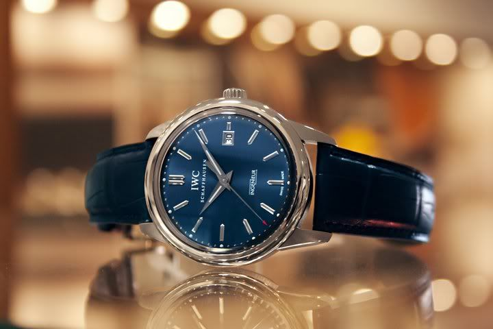 New IWC Ingenieur Collection - Pre-SIHH 2013 - Monochrome Watches