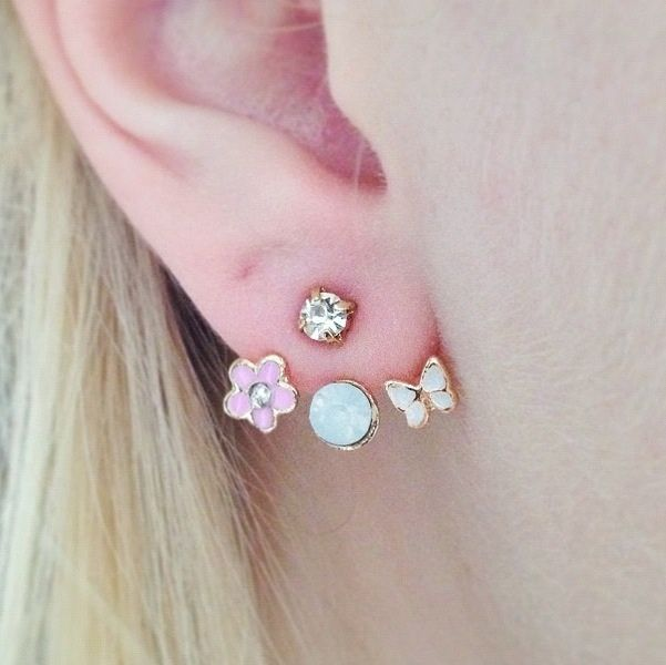 P S I Love You More Boutique Erfly Blossoms Earrings Online Ed By Nvy