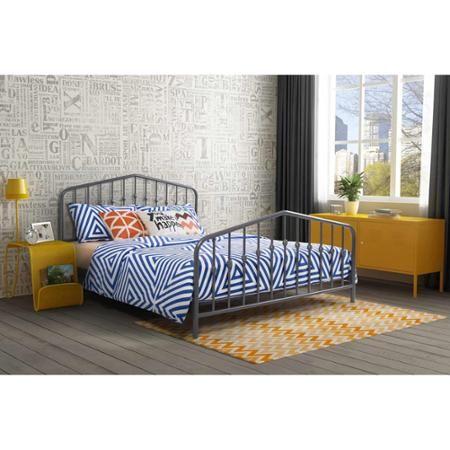 Home Queen Metal Bed Metal Beds Metal Platform Bed
