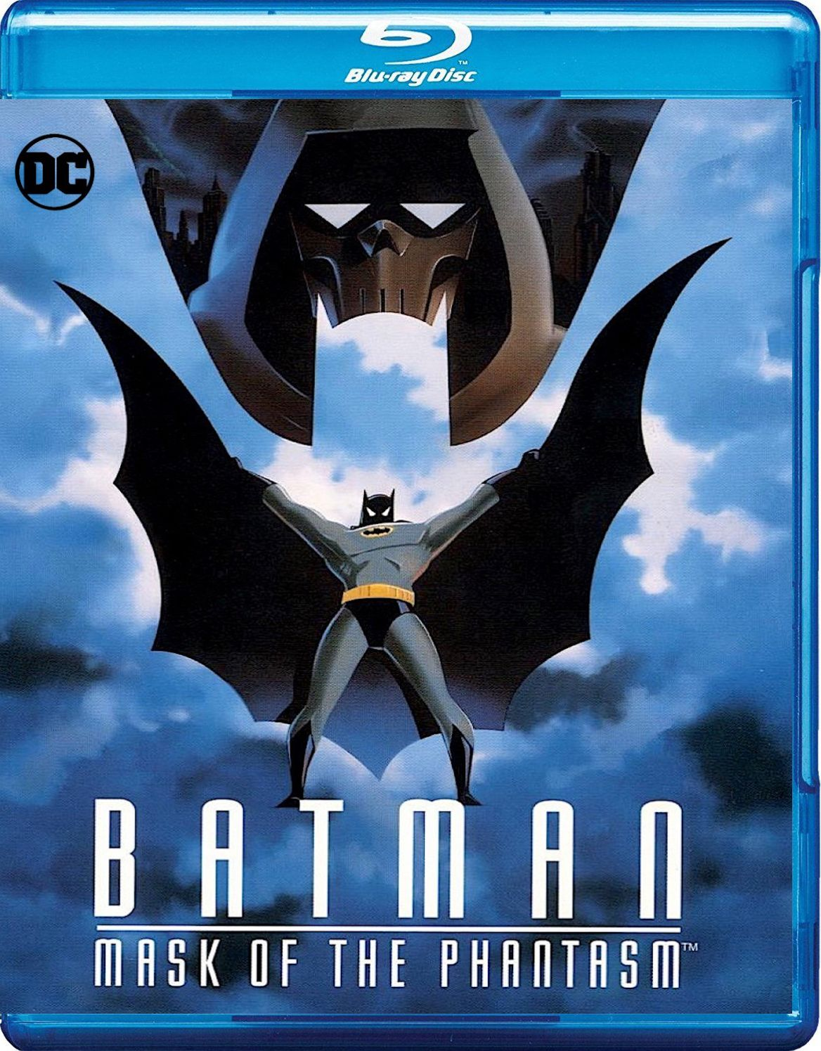 BATMAN MASK OF THE PHANTASM BLU-RAY (WARNER ARCHIVE COLLECTION ...