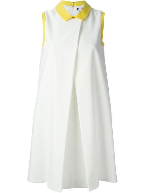Shop MSGM cross over shirt dress in Birba's from the world's best independent boutiques at farfetch.com. Over 1500 brands from 300 boutiques in one website.