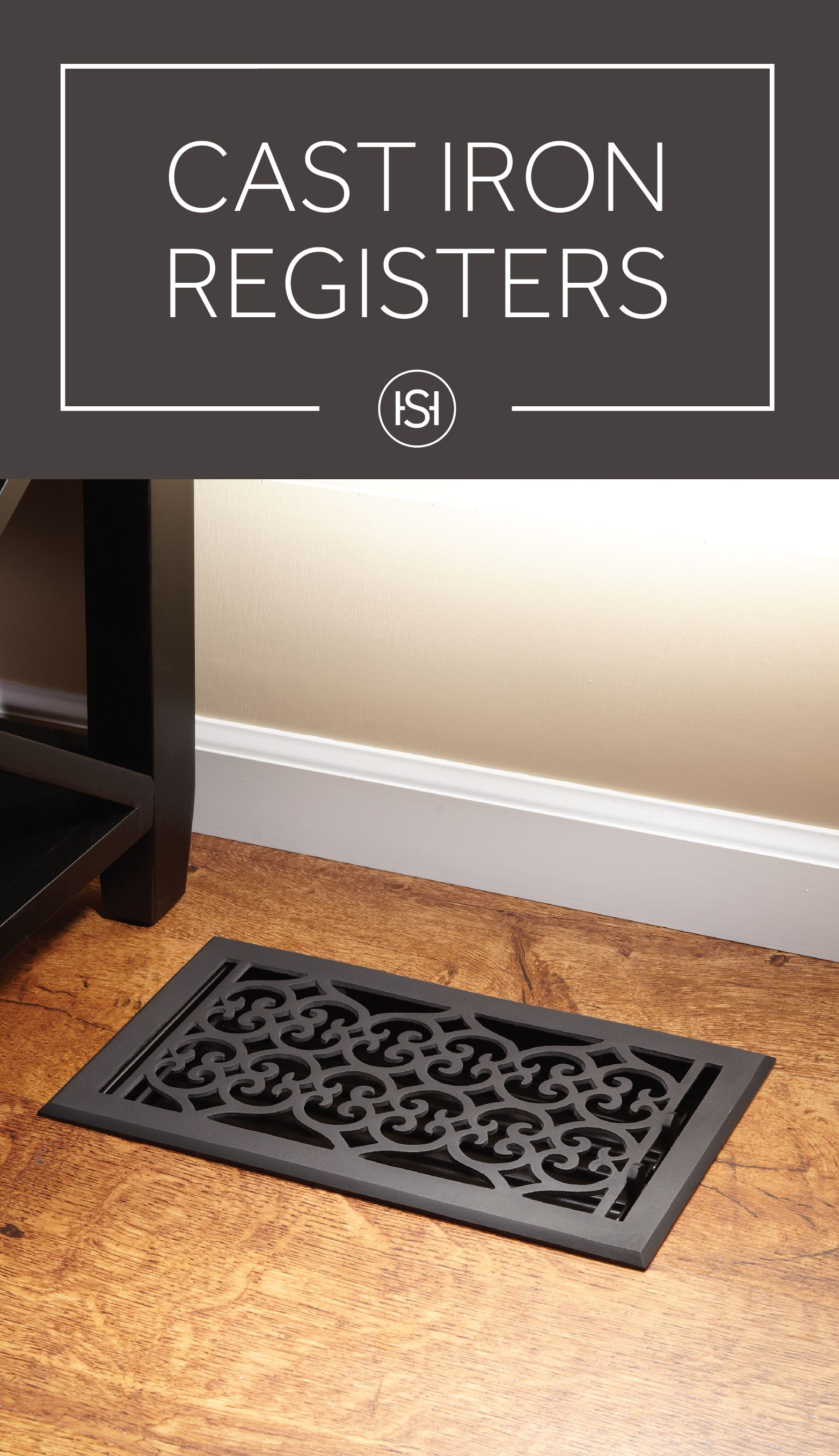 Our Selection Of Cast Iron Registers Come In A Variety Of