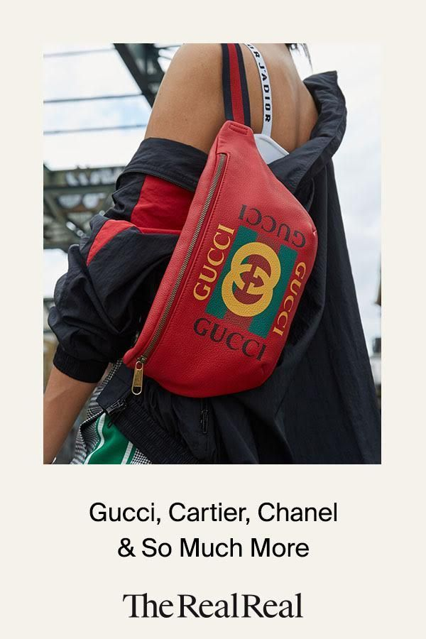 50f253c4a17a Become a member and shop new arrivals and designer finds at up to 90% off  retail at The RealReal! From coveted Gucci and Chanel handbags