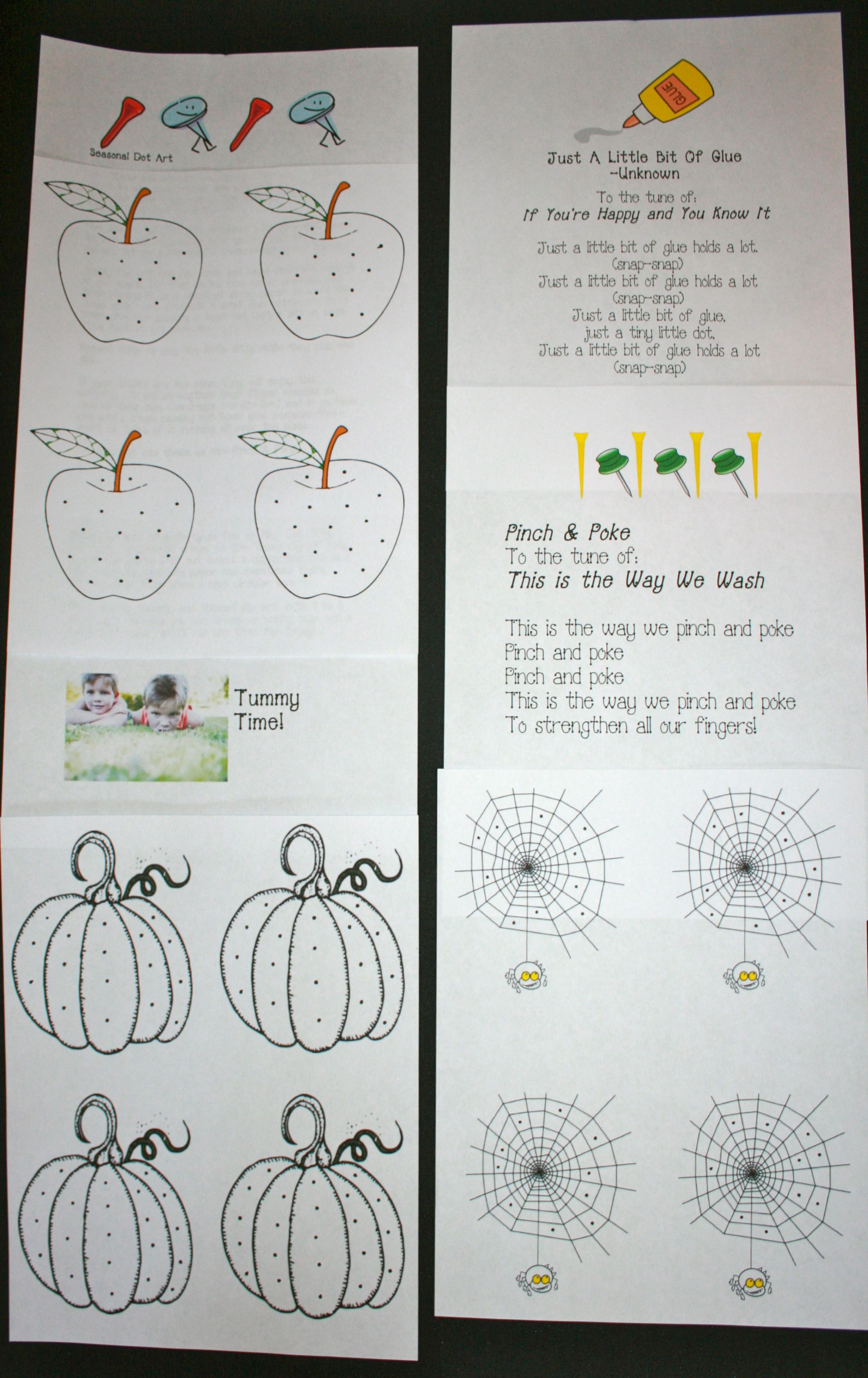 More Back To School Ideas Just A Dot Not A Lot