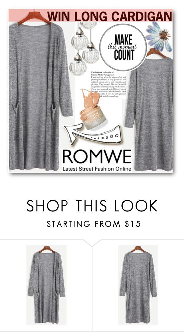 """ROMWE CONTEST"" by tanja133 ❤ liked on Polyvore featuring Hübsch"