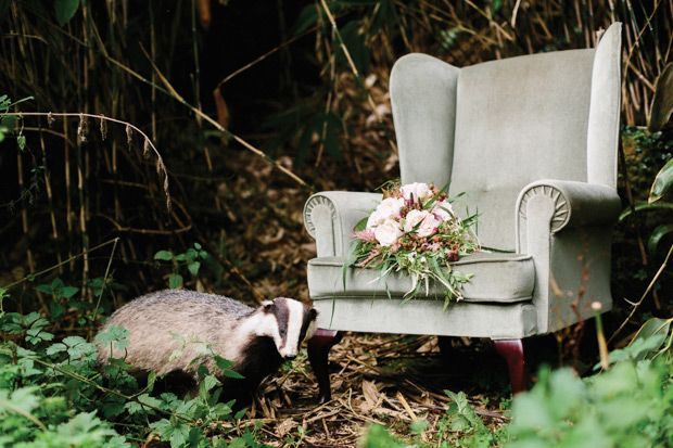 Secret Garden wedding inspiration by Sharon Kee | www.onefabday.com