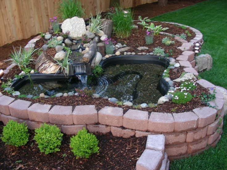 above ground turtle ponds for backyards - Bing Images ... on Above Ground Ponds Ideas id=14053